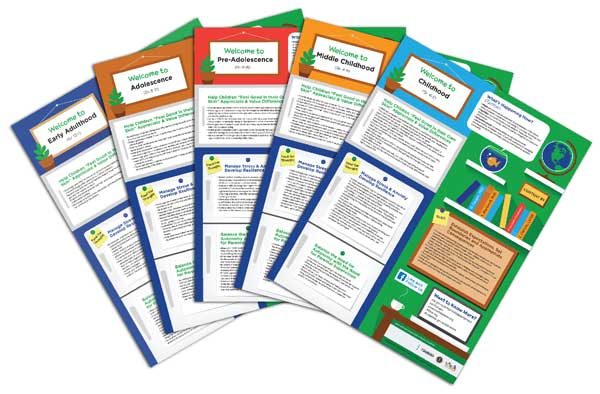 RyeACT Parenting for Prevention Workshop Handouts